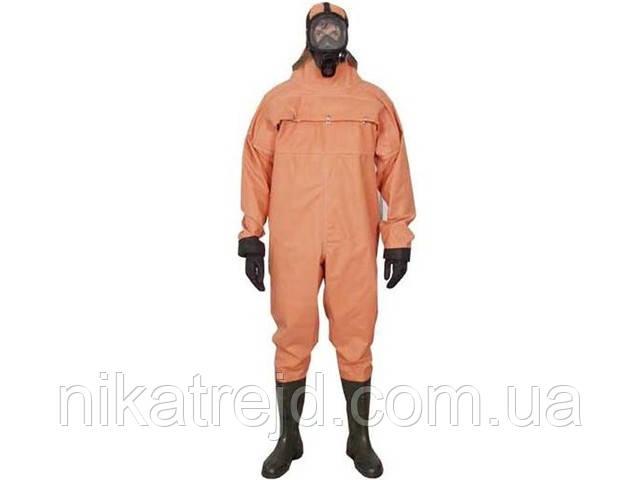 Костюм химической защиты «РЯТУВАЛЬНИК-2»