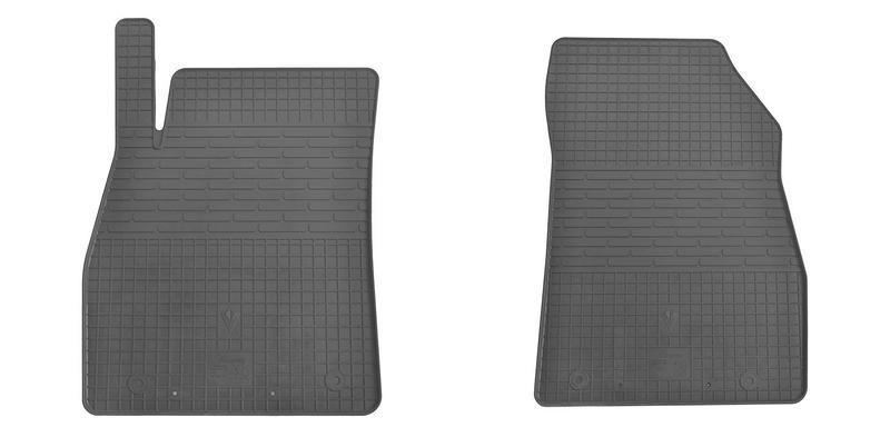 Резиновые коврики в салон Opel Insignia 2009- (ПЕРЕД) (Stingray)