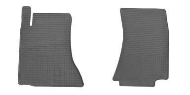 Резиновые коврики в салон Opel Omega B 1993- (ПЕРЕД) (Stingray)