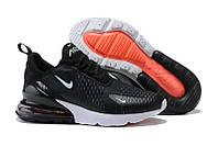 Мужские кроссовки Nike Air Max 270 Flyknit Black, фото 1