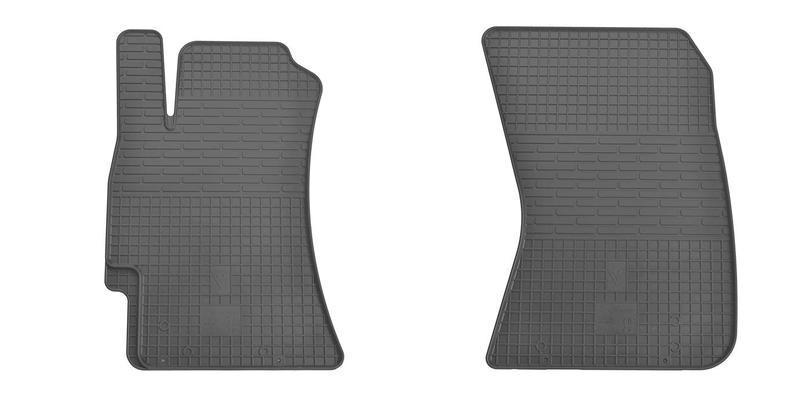 Резиновые коврики в салон Subaru Forester 2008- (ПЕРЕД) (Stingray)