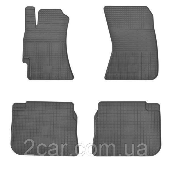 Резиновые коврики в салон Subaru Forester 2008- (Stingray)