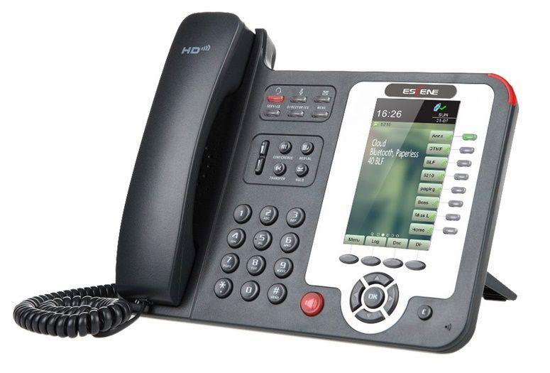 IP-телефон Escene ES620PE