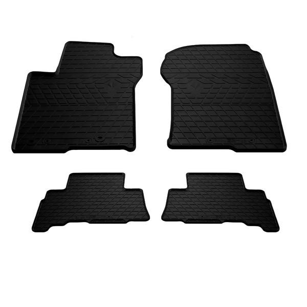 Резиновые коврики в салон Lexus GX II 2010- (Stingray)