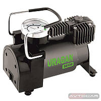 Компрессор автомобильный URAGAN 90130 37 л/мин
