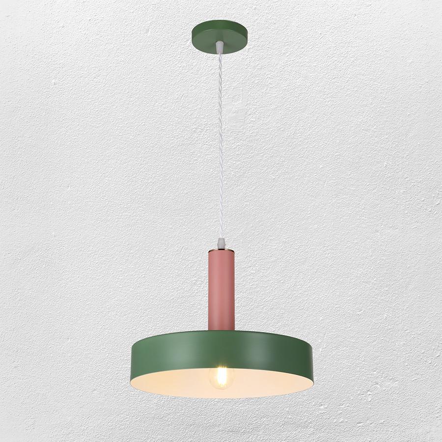 Люстра в стиле модерн  52-9516-1 GREEN-ROSE