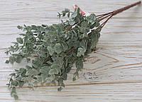 Букет искусственного эвкалипта серого