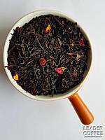 Чай черный со смородиной и черникой, 1кг