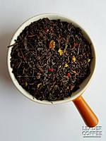 """Чай черный с ягодами малины """"Малиновый йогурт"""", 1кг"""