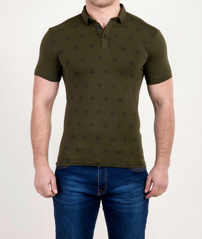 Мужская футболка ПОЛО Philipp Plein