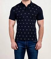 Мужская футболка ПОЛО Philipp Plein, фото 1