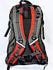 Рюкзак туристический  Leadhake S1004  (38 литров) красный, фото 4