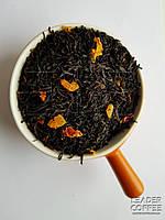 """Чай черный с кусочками абрикоса """"Абрикосовый джем"""", 1кг"""