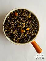 """Чай зеленый с кусочками абрикоса """"Абрикосовый джем"""", 1кг"""