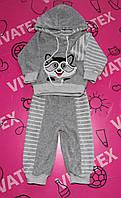 Детский костюм Енот велюр