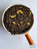Чай Пуэр с апельсином, 1кг
