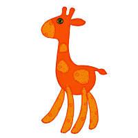 Нож Sizzix для пэчворка - Giraffe, 658639