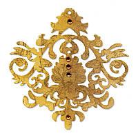 Нож для вырубки Sizzix - Baroque Ornament , 657735