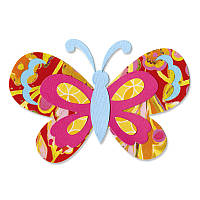 Нож для вырубки Sizzix - Butterfly Layers , 657992