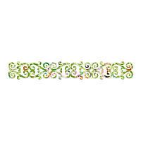 Нож для вырубки Sizzix - Decorative Hearts , 658000