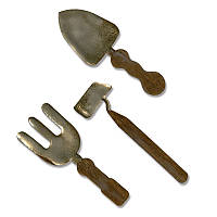 Ножи Sizzix Set 3PK - Gardening Tools Set , 658440