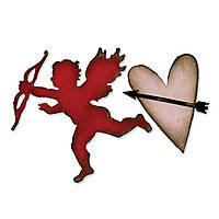 Нож для вырубки Sizzix - Love Struck , 657484
