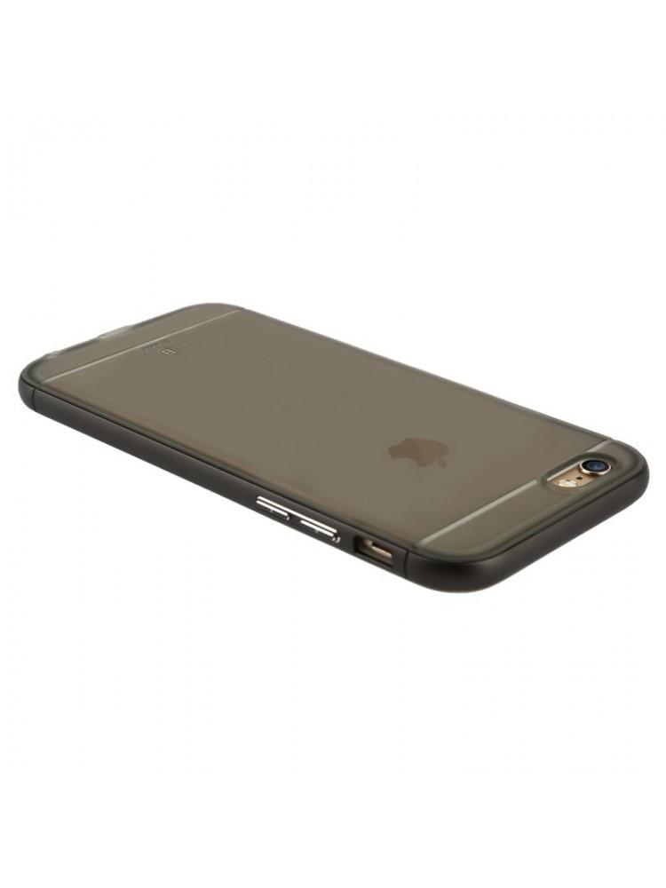 Металлический бампер с накладкой для iphone 6 plus / 6s plus