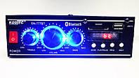 Усилительзвука SN-777BT FM/ SD/ Bluetooth