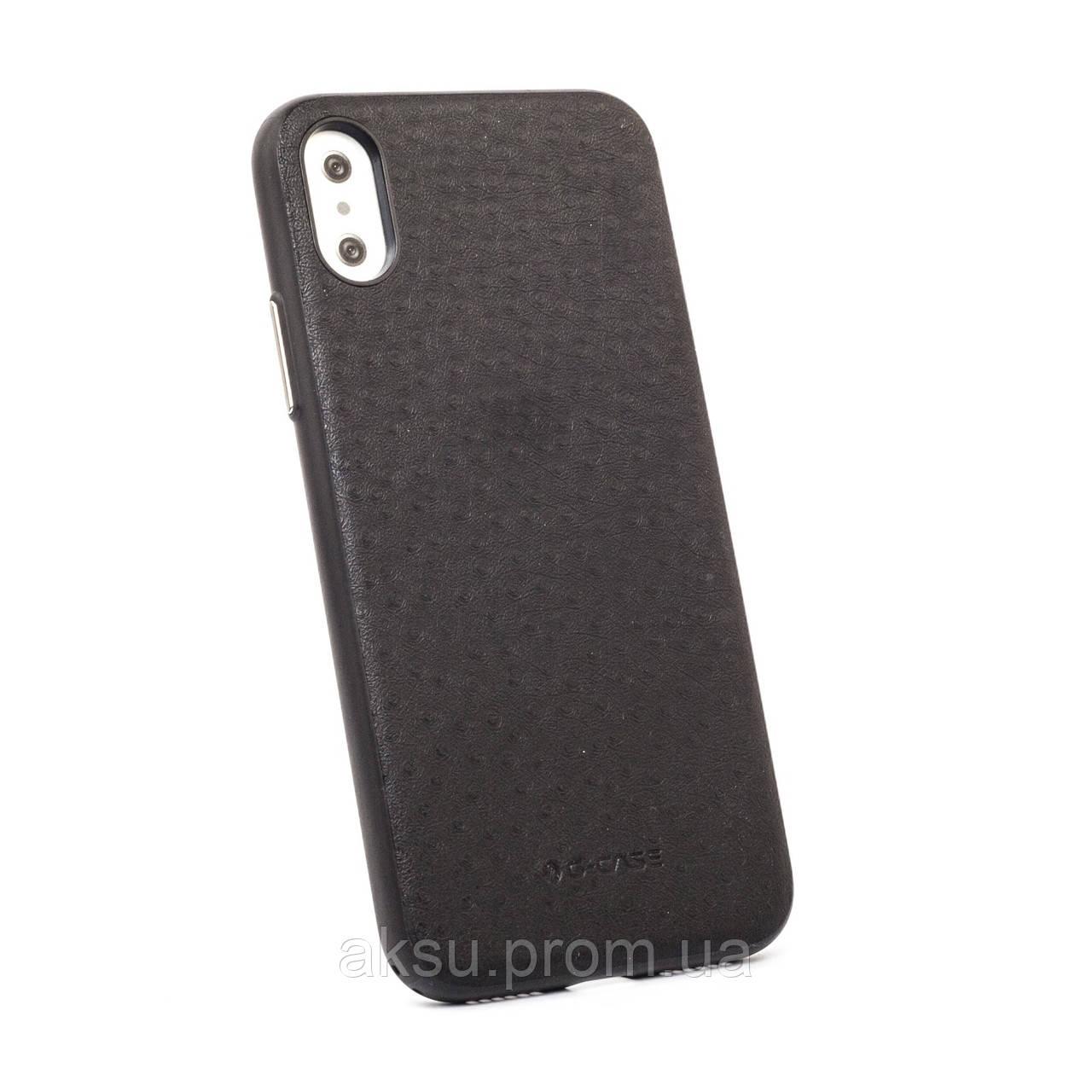Чехол Dark Series blkcar для iPhone X Black
