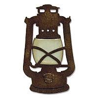 Нож для высечки Sizzix Bigz Die - Rustic Lantern , 658767