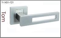 Дверная ручка Nomet  TOM хром матовый G6
