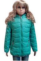 Подростковая куртка для девочек