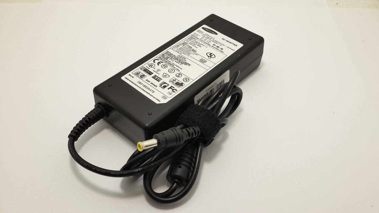 Блок питания Samsung R718 19V 4.74A 90W