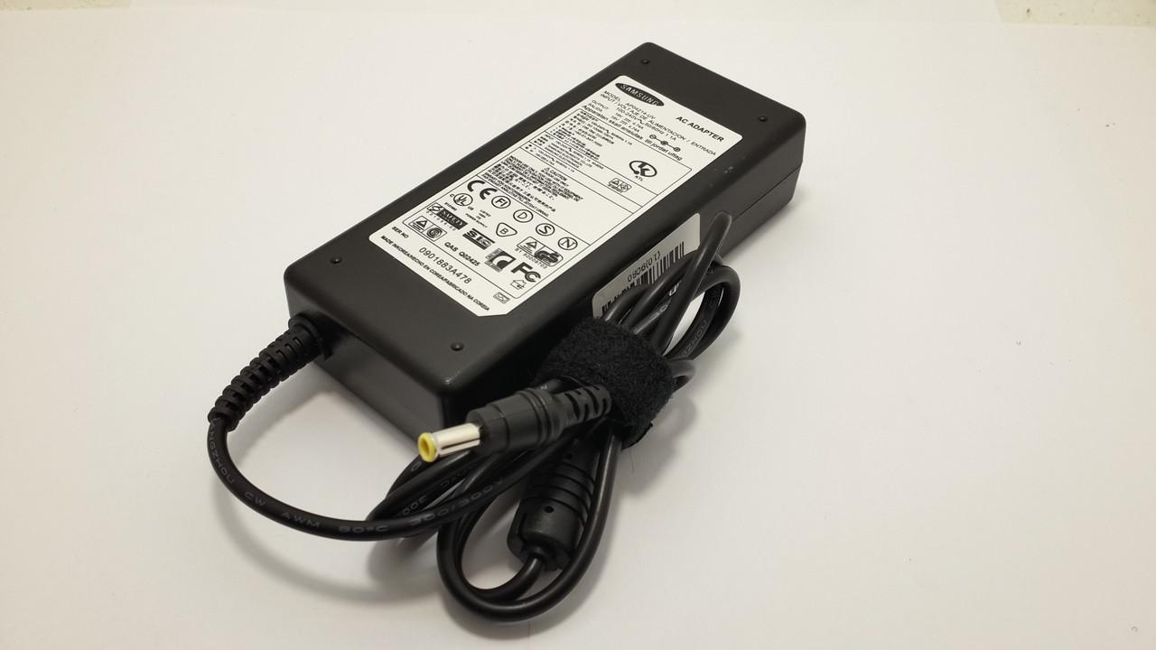 Блок питания Samsung X25 XVM 19V 4.74A 90W
