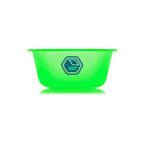 Миска 0,7 л зелена (арт. 86з)