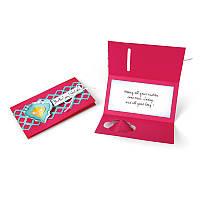 Ножи для высечки 4PK - Card w / Folding Closure & Accents , 658825