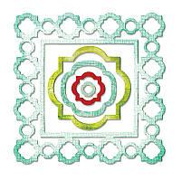 Ножи для высечки 5PK - Frames , Ornate Moroccan , 659130