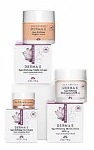 Программа по уходу за кожей «Решения возрастных проблем 45+» * Derma E (США)