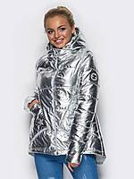 Женская демисезонная куртка размеров 40-50 SV 12025