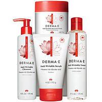Программа по уходу «Против морщин с витамином А 35+» Derma E (США)