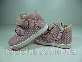 "Ботинки для девочки ""Clibee"" Размер: 23"