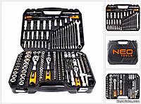 Набір інструментів NEO TOOLS 219 елементів Польща