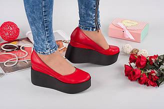 a47363d09 Туфли на платформе, на танкетке женские на любой сезон. Туфли из ...