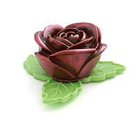 Шоколадный подарок женщине. Шоколадная роза, фото 1