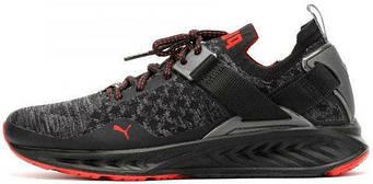 Мужские кроссовки Puma Ignite Evoknit Low Black/Red