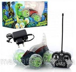 Машинка Перевертиш Динозавр 008-360KL Трюкова Радіоуправлінні