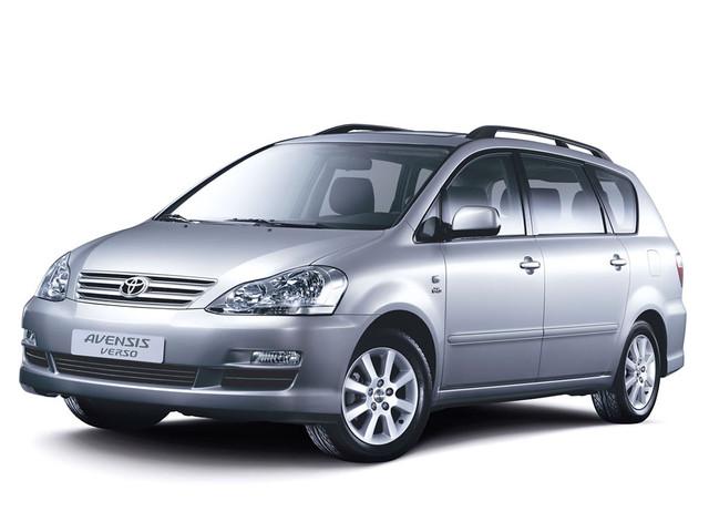Автомобильное стекло для TOYOTA AVENSIS VERSO 2001-