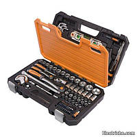 Професійний набір інструментів MAGNUSSON 87 елементів A882-032