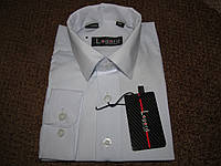 Рубашка белая детская садик, опт