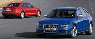 Внешний тюнинг Audi A4 B8